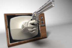 Smurtas medijose